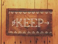 To Keep