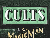 Cults Poster Detail