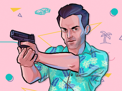 Tommy Vercetti - Grand Theft Auto: Vice City