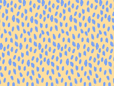 Scribble Polka Dots textures surface pattern surface design pattern scribble polka dots