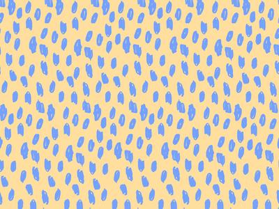 Scribble Polka Dots