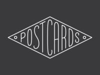 WIP: Postcards Identity, Option 4