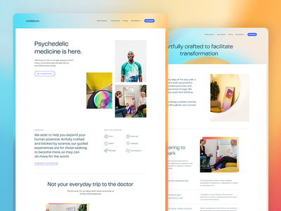 Mindbloom website development