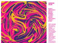 Back cover Lenoise album