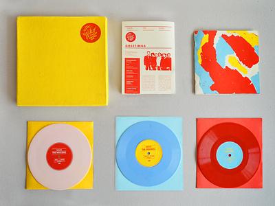 Wilco Vinyl Boxset rock folk wilco album music vinyl boxset