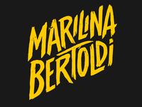 Marilina Bertoldi