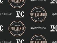 Fifth Element Coffee Identity Suite