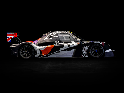 CCC Radical RXC Wrap Design   Stopmotion Rotation photography motorsport livery