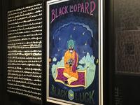 Black Leopard · Black Luck | BLACK x DESIGN -- In exhibition