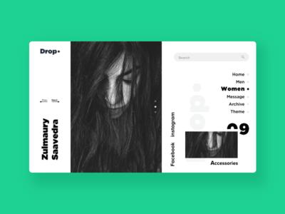 Drop ui-design-inspiration landingpage web appdesign app uxdesign uidesign webdesign drop design ux ui