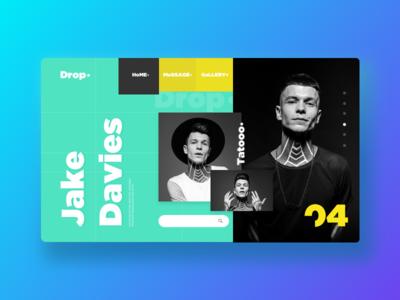ui. webdesign web uxdesign ux ui-design-inspiration uidesign ui landingpage drop design appdesign app