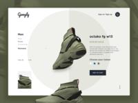 Shoe Website