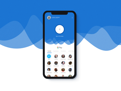 Google pay - Payment App Redesign clean minimal uxdesign design uidesign appdesign app ux ui google googlepay