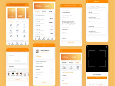 ICICI Bank App Redesign.