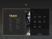 Agency Theme - Free PSD