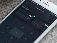 Daposit Funds Card Picker