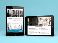 Web Design for Avenue Advisory