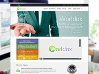 Document Management Homepage