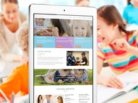 Web Design for Kids Fracture Care