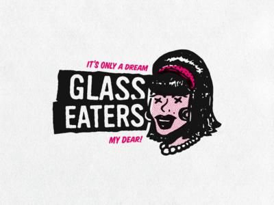 Glass Eaters - Branding