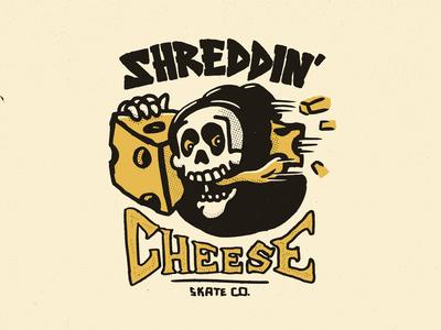 Stuffed Brain - Imaginary Brand Series - Shreddin' Cheese