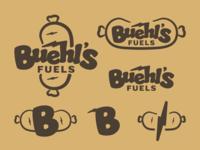 Buehl's Fuels - Branding