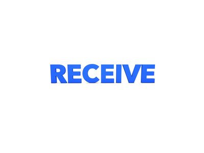Receive App Essentia for Android cryptocurrency receive essentia ess crypto android application app animation