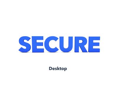 Secure App Essentia for Desktop