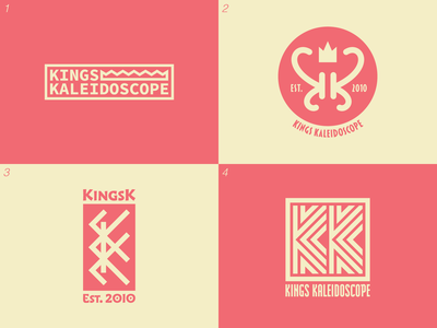 Kings Kaleidoscope Icon Exploration