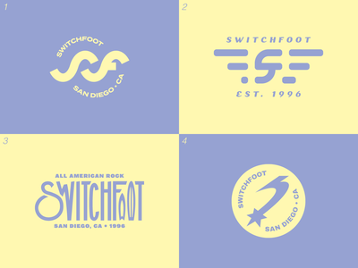 Switchfoot Icon Exploration