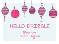 Thank You Dribble!!