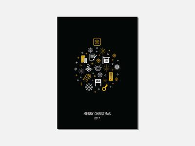 Graham & Company Christmas Card 2017