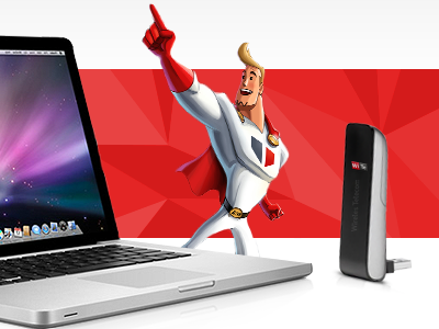 WiTe Personage internet personage people macbook wite wi-fi red
