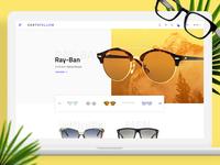 Eye Glasses E-Commerce