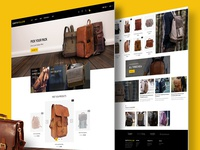 Bag's E-Commerce