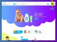 Baby Product E-Commerce