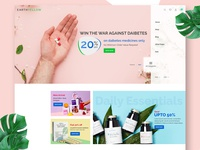 Medical Products E-Commerce