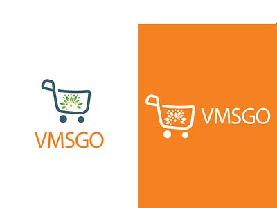 VM SG LOGO Design vector logo ecommence