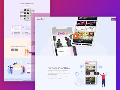 Rendevoo Webdesign creative website website creative  design