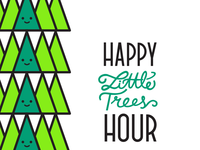 Happy (Little Trees) Hour