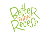 Better Than Recess Logo