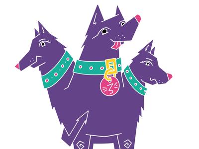 Cerberus Pup