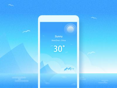 Weather&Sunny