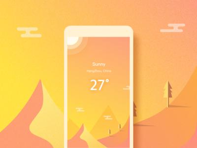 Weather& Desert