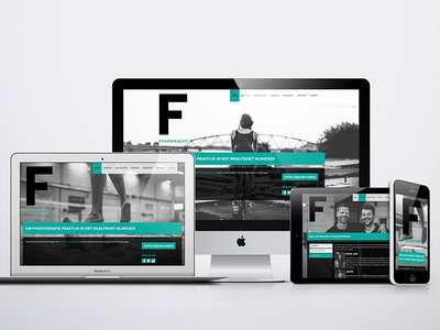 Fysiokracht - Website