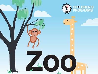 Zoo Pass ymca giraffe money animals zoo