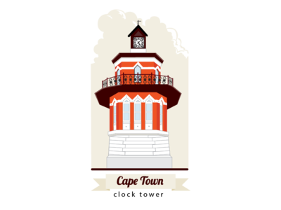 Cape Town | Clock Tower