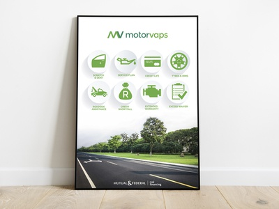 Motorvaps Poster