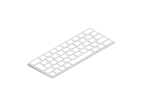 Isometric Keyboard