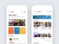 Awfis App Design